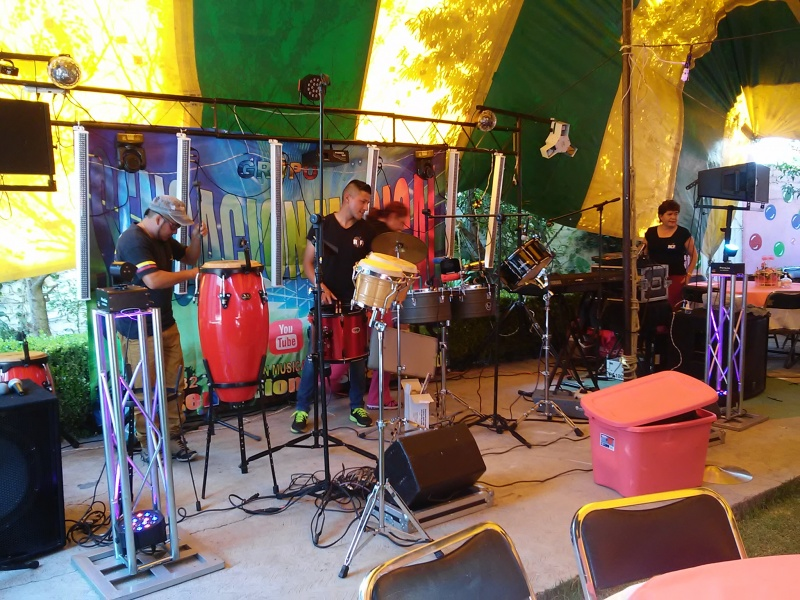 REPERTORIO MUSICAL GRUPO SENSACION MUSICAL TOTALMENTE VERSATIL